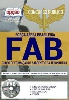 Apostila Concurso Fab 2019 Pdf Sargentos Da Aeronáutica