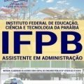 Apostila Concurso IFPB 2019 PDF e Impressa