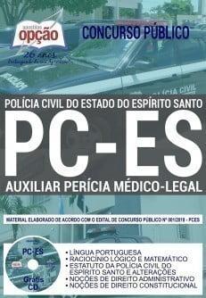 Apostila Concurso Pc Es 2019 Pdf
