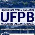 Apostila Concurso UFPB 2019 PDF – Assistente em Administração