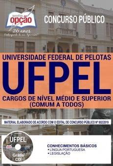 Concurso Ufpel 2019 Apostila Edital E Inscrição