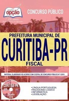 Apostila Concurso Prefeitura De Curitiba 2019