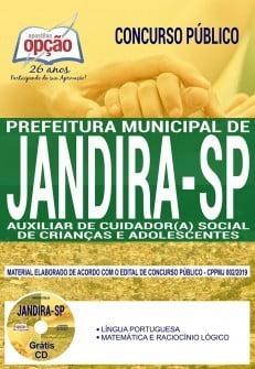 Apostila Concurso Prefeitura De Jandira 2019