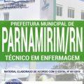 Apostila Concurso Prefeitura de Parnamirim 2019