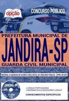 Concurso Concurso Prefeitura De Jandira 2019 Cargo Guarda Civil Municipal 6329