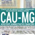Apostila Concurso CAU MG 2019 Download