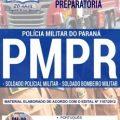 Apostila Concurso PM-PR 2019 Soldado