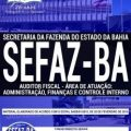 Apostila Concurso SEFAZ BA 2019 PDF Download