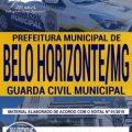 Apostila Prefeitura de Belo Horizonte MG 2019