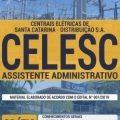Apostila CELESC 2019 Assistente Administrativo