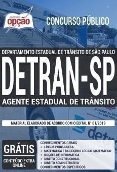 Apostila Concurso Detran Sp 2019 Download