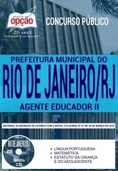 Apostila Concurso Prefeitura Do Rio De Janeiro Rj 2019 Pdf