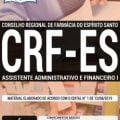 Apostila Concurso CRF ES 2019 PDF – Download Apostila