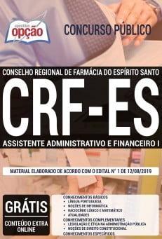 Apostila Concurso Crf Es 2019 Pdf Download Apostila