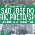 Apostila Concurso Prefeitura de São José do Rio Preto 2019