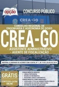 Apostila Pdf Concurso Crea Go 2019 Download Apostila