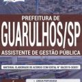 Apostila Prefeitura de Guarulhos 2019 – Download Apostila