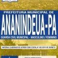Apostila Prefeitura de Ananindeua 2019 PDF