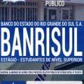 Apostila Processo Seletivo Público BANRISUL 2019
