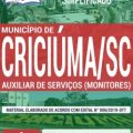 Apostila Simplificado Município de Criciúma 2019 PDF