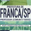 Download Apostila Prefeitura Municipal de Franca – SP 2019