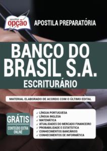 Apostila Banco Do Brasil 2020 Escriturário