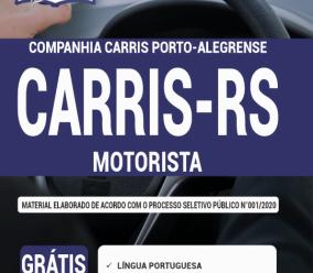 Apostila Carris-Rs 2020 – Motorista