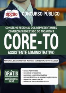 Apostila Core To 2020 Assistente Administrativo