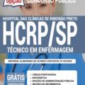 Apostila HCRP-SP 2020 – Técnico de Enfermagem