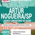 Apostila Prefeitura de Artur Nogueira – SP 2020 – Agente Comunitário de Saúde