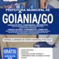 Apostila Prefeitura De Goiânia – Go 2020 – Nível Fundamental Completo E Incompleto