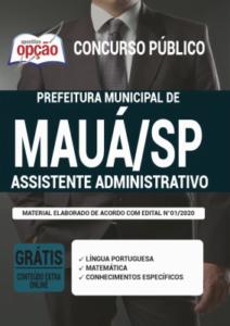 Apostila Prefeitura De Mauá Sp 2020 Comum Aos Cargos De Nível Médio
