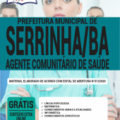 Apostila Prefeitura De Serrinha-Ba 2020 – Agente Comunitário De Saúde