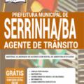 Apostila Prefeitura De Serrinha-Ba 2020 – Agente De Trânsito