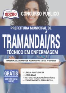Apostila Prefeitura De Tramandaí Rs 2020 Técnico Em Enfermagem