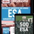Combo Digital ESA 2020 – Sargento do Exército (CFS) (Apostila Digital + Caderno de Questões PDF)