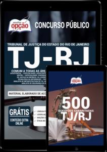 Combo Digital Tj Rj 2020 Comum A Todas As áreas De Analista Judiciário Apostila Digital Caderno De Questões Pdf