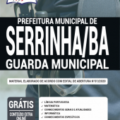 Apostila Prefeitura De Serrinha-Ba 2020 – Guarda Municipal