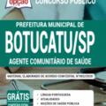 Apostila Prefeitura De Botucatu – Sp 2020 – Agente Comunitário De Saúde