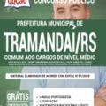 Apostila Prefeitura De Tramandaí – Rs 2020 – Comum Aos Cargos De Nível Médio