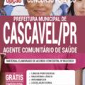 Apostila Prefeitura de Cascavel – PR 2020 – Agente Comunitário de Saúde
