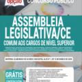 Apostila Assembleia Legislativa – CE 2020 – Comum aos Cargos de Nível Superior