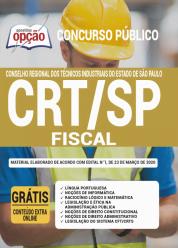 Apostila CRT-SP – 2020 – Fiscal