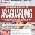 Apostila Prefeitura de Araguari – MG 2020 – Comum aos Cargos de Nível Médio e Técnico